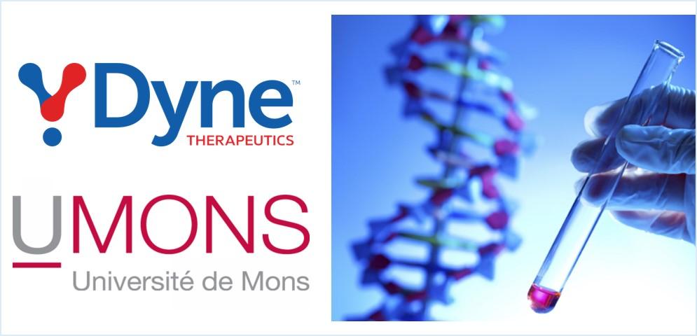 Point Recherche & Dyne Therapeutics