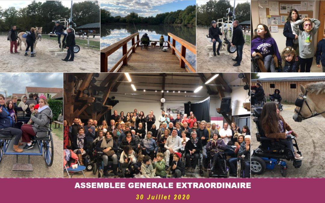 13ème Facebook Live avec les membres de l'Association Amis FSH 🔔 Assemblée Générale Extraordinaire 🔔 Jeudi 30 Juillet 2020